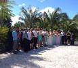 Group Photo at Landsendt