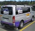 Promo Vehicle